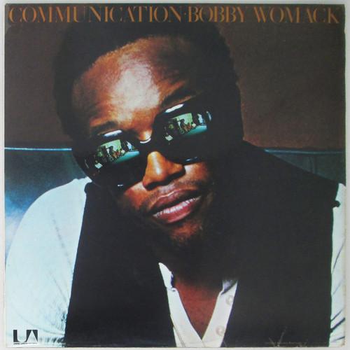 Bobby Womack - Communication (UK pressing)