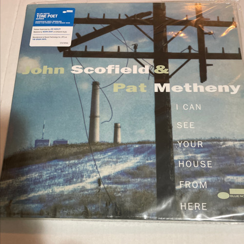 John Scofield - I Can See Your House From Here (Tone Poet 2 LP)