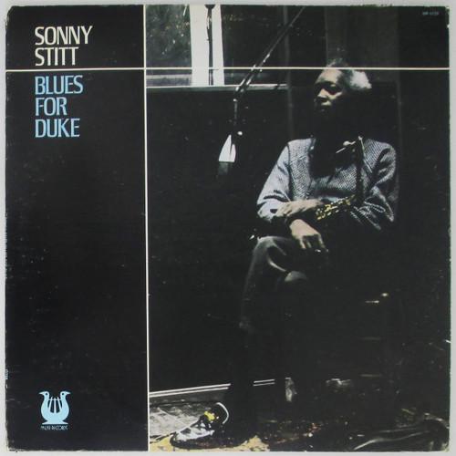 Sonny Stitt – Blues For Duke