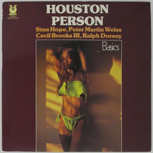 Houston Person – Basics