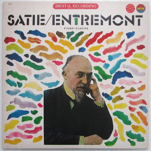 Satie / Entremont