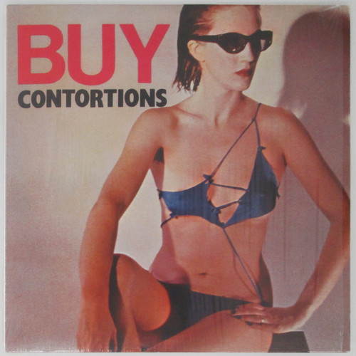 James Chance & The Contortions – Buy  (reissue)