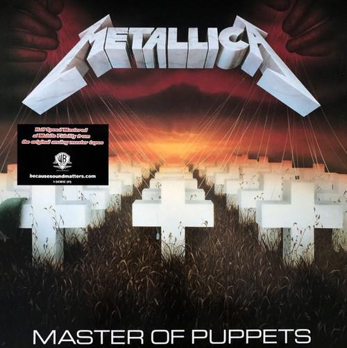 Metallica - Master Of Puppets (2008 Half Speed Master)