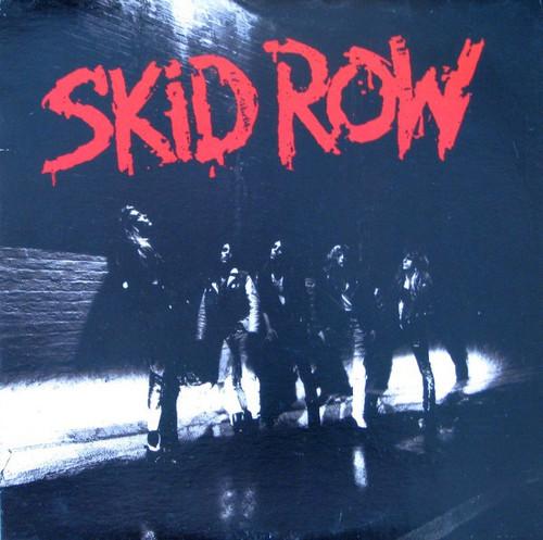 Skid Row - Skid Row (1st Pressing NM)