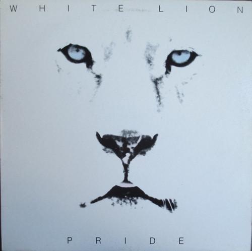 White Lion - Pride (1st Pressing NM/ NM)