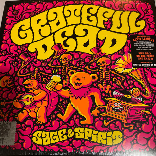 The Grateful Dead - Sage & Spirit