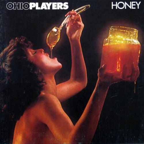 Ohio Players - Honey (1975 1st Pressing Gatefold VG+/VG+)