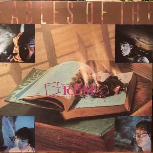 R.E.M. - Fables Of The Reconstruction (Rare Misprint Label)