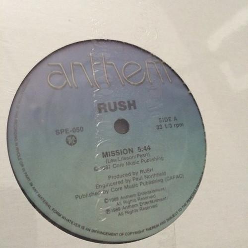 Rush - Mission (1989 Promo)
