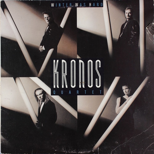 Kronos Quartet - Winter Was Hard (NM/NM)