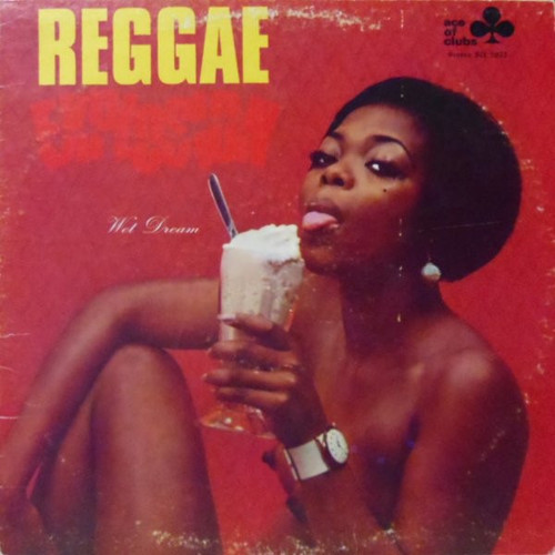 Various - Reggae Explosion (VG/VG)
