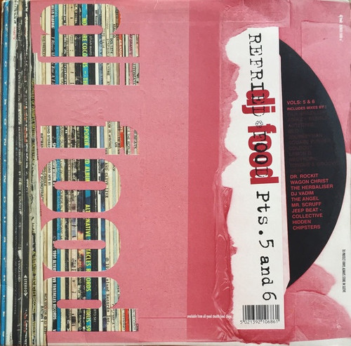 DJ Food -Refried Food Pts. 5 and 6