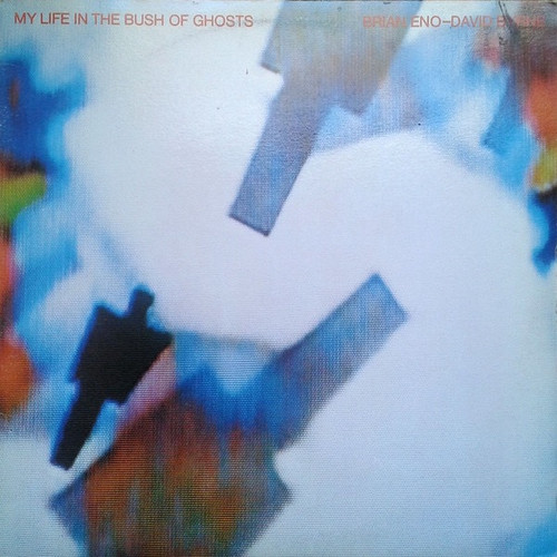 Brian Eno - My Life In The Bush Of Ghosts (VG+/VG+)
