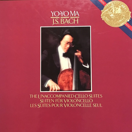 Johann Sebastian Bach - The Six Unaccompanied Cello Suites / 6 Suiten Für Violoncello / Les 6 Suites Pour Violoncelle Seul (Complete)