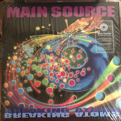 Main Source - Breaking Atoms (Limited Edition Vinyl me Please)
