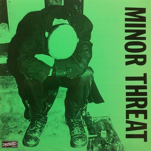 Minor Threat - Minor Threat (VG/VG+)