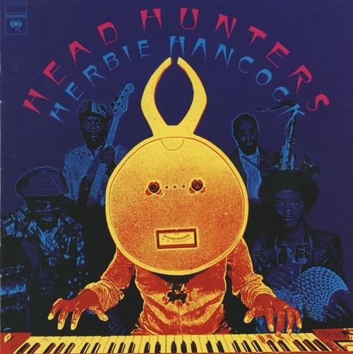 Herbie Hancock - Head Hunters (1973 Pressing VG+/NM)