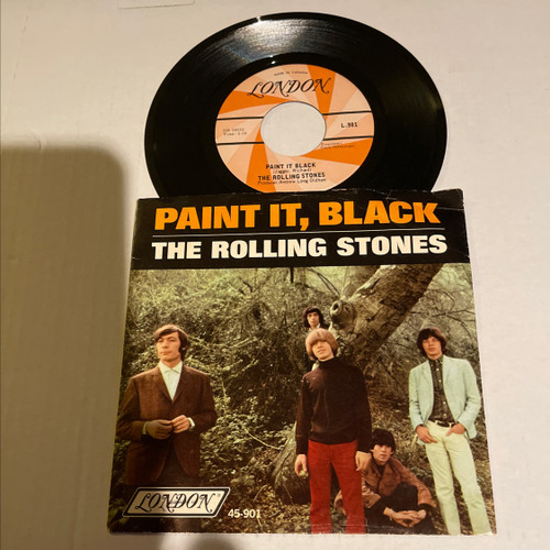 The Rolling Stones - Paint it Black/ Stupid Girl