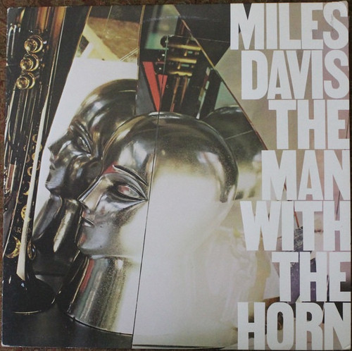 Miles Davis - The Man With The Horn (NM/NM)