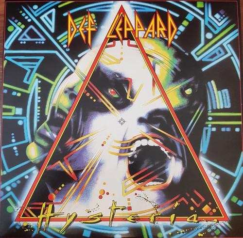 Def Leppard - Hysteria (VG+/VG+)