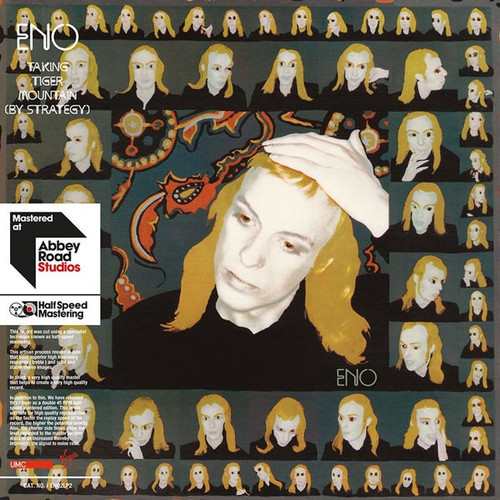Brian Eno - Taking Tiger Mountain (By Strategy) (New Sealed)
