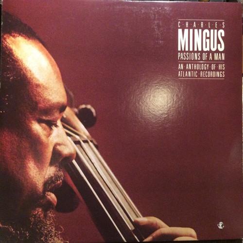 Charles Mingus - Passions of A Man (3 LP set VG+/NM)