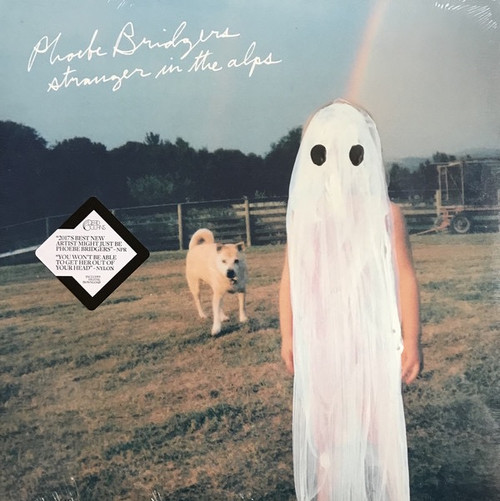 Phoebe Bridgers - Stranger In The Alps (out of Pr sealed)