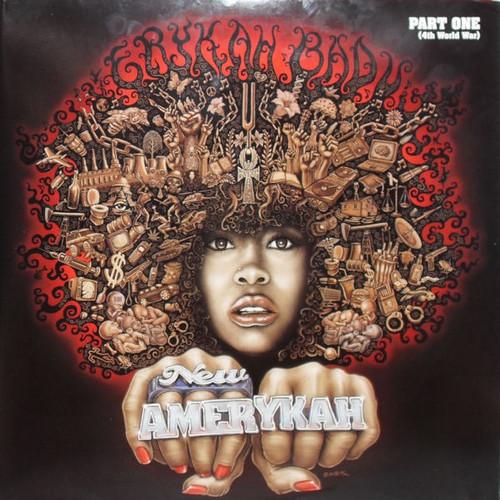 Erykah Badu - New Amerykah: Part One (4th World War) (2007 NM)