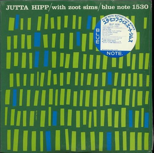 Jutta Hipp - Jutta Hipp With Zoot Sims (sealed Japanese Import)