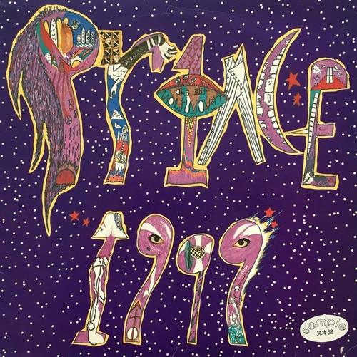 Prince - 1999 (Promo -Japanese Import NM/ NM)