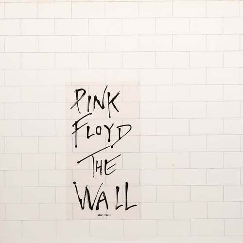 Pink Floyd - The Wall (1st Japanese Pressing)