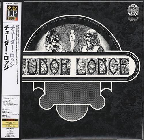 Tudor Lodge - Tudor Lodge (Japanese Import -Complete NM/NM)
