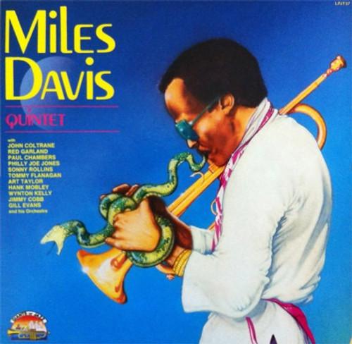 The Miles Davis Quintet - Miles Davis Quintet