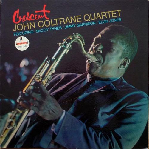 The John Coltrane Quartet - Crescent (Japanese Import VG+/NM)