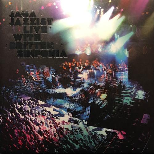 Jaga Jazzist - Jaga Jazzist Live With Britten Sinfonia