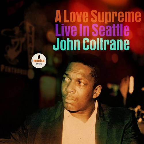 John Coltrane - A Love Supreme - Live in Seattle 1965 - 2 LP