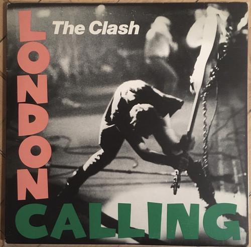 The Clash - London Calling (1980 VG/VG+ / Original Inners)
