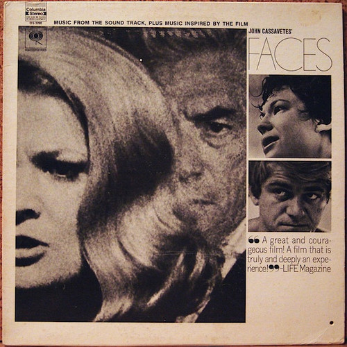 Various - John Cassavetes' Faces (Music From The Sound Track, Plus Music Inspired By The Film)