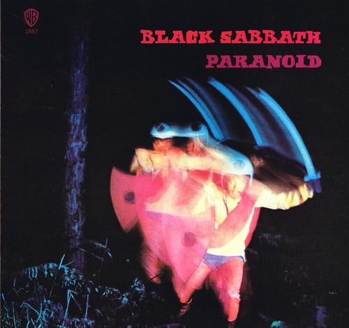 Black Sabbath - Paranoid (1971 Green Label VG+)