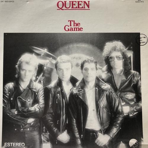 Queen - The Game (Mexico 1980 VG+)