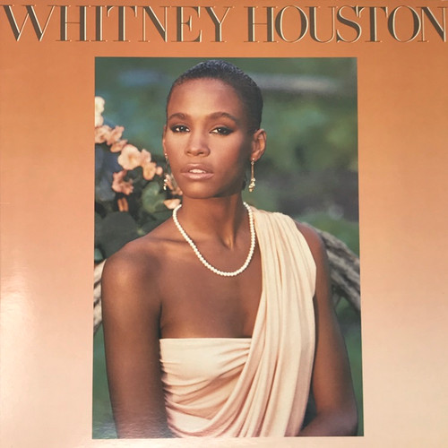Whitney Houston - S/T (Early Canadian Pressing)