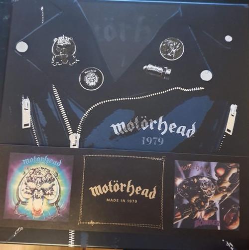 Motörhead - 1979 (Limited Edition Boxset)