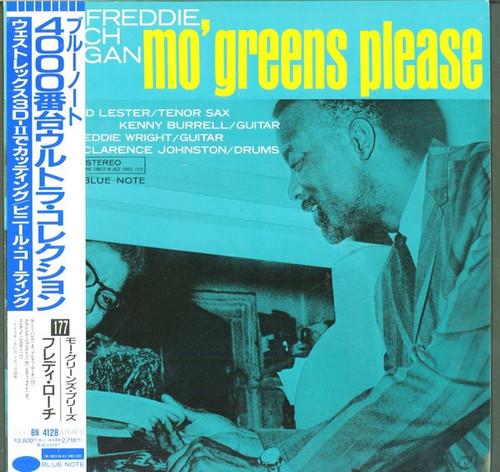 Freddie Roach - Mo' Greens Please