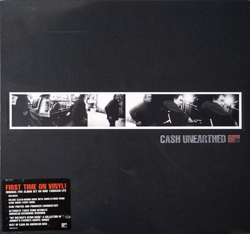 Johnny Cash - Unearthed (Box Set)