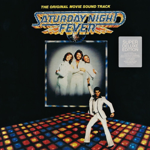 Various - Saturday Night Fever (The Original Movie Sound Track) (40th Anniversary Box Set)