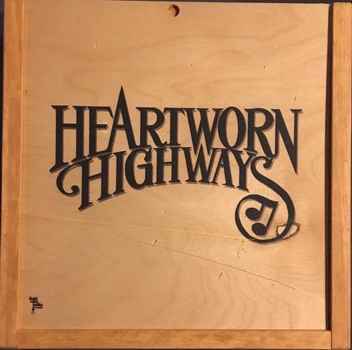 Various - Heartworn Highways (Wooden Box Set w/Guy Clark - Townes Van Zant)