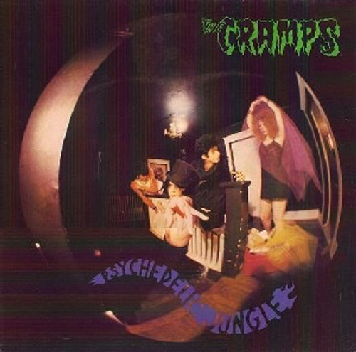 The Cramps - Psychedelic Jungle (1981 VG/VG+)