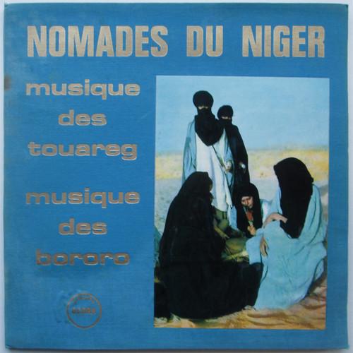 Nomades Du Niger (Musique Des Touareg / Musique Des Bororo)