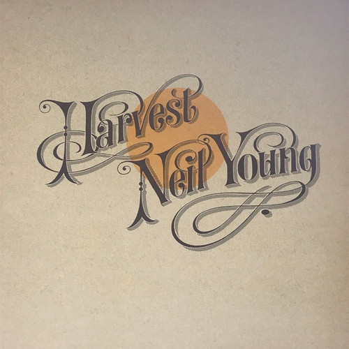 Neil Young - Harvest (Germany Mid-70's Reissue NEAR MINT)
