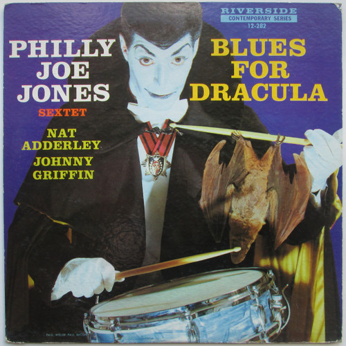 Philly Joe Jones Sextet – Blues For Dracula (VG)